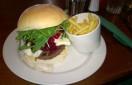 Rocket and Relish Burger