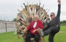 Hurley throne 2