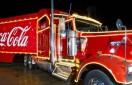 Coca Cola Coke Truck Belfast