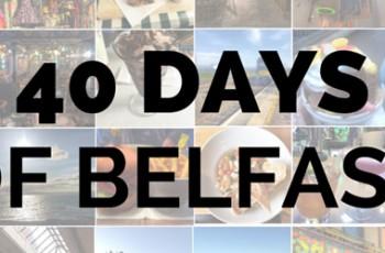 Yelp 40 Days of Belfast